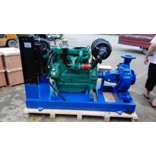 Насос с водяным охлаждением дизельного двигателя