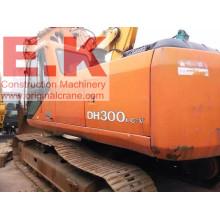 Excavatrice de chenilles hydraulique Doosan 30ton hydraulique (DH300LC-V)