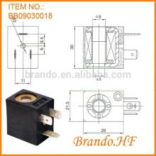 Bobina neumática de válvula solenoide ip65 AC220V