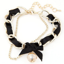 2015 new arrival crystal pendants charms trendy bracelet