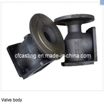 Custom Valve Casting Parts with Sand Casting