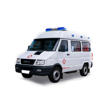 IVECO  mid-roof monitoring ambulance car
