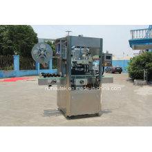 Máquina automática de rotulagem de manga automática em PVC