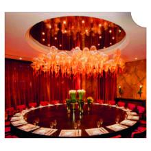 Hotel Decorative Glass Ball Project Lighting