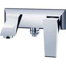 Wall Mounted Single Handle Bathtub Faucet