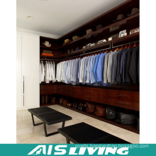 Large Storage Solid Wood Bedroom Wardrobe Closet (AIS-W363)