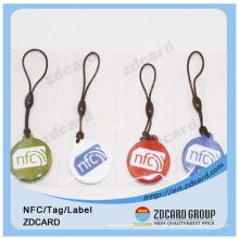 Моющийся RFID-тег / пассивный тег NFC / анти-металлический RFID-тег