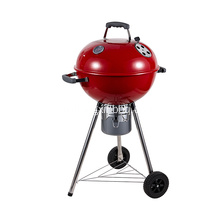18 '' Deluxe Weber Style Grill Rosso