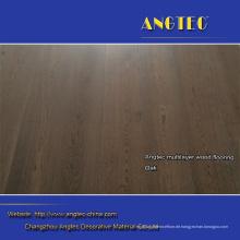 Rustikaler Fuge Engineered Wood Flooring der Wärmedämmung