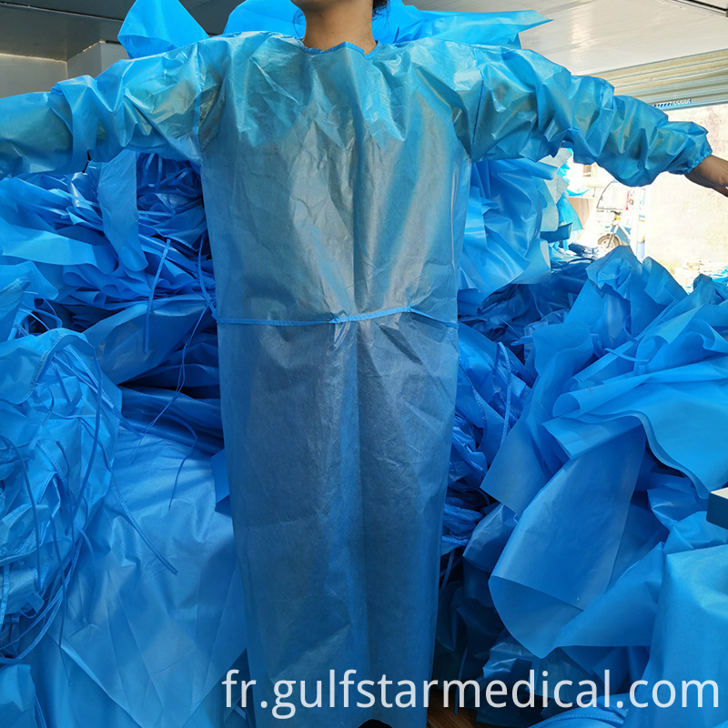 High-quality disposable protective suit