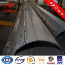110kv South America Polygonal 25m 18kn Steel Pole Price Types