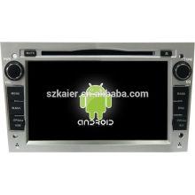 Muito em estoque! Jogador do dvd do carro da tela de toque de Android 4,2 para Opel Antara + dual core + OEM