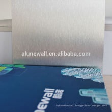 3MM PVDFTV Backboard aluminum composite panel