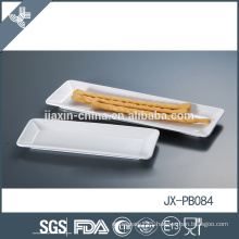 High quality cheap hotel plate porcelain dinnerware sets wholesale