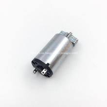 Pequeño motor 12MM motor mini vibrador cepillado dc