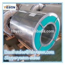 Revestimiento de zinc 30g ~ 275g Prepainted Bobina de acero galvanizado Bobina PPGI