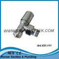 Angle Radiator Valve for Pex-Al-Pex Pipe (V21-111)