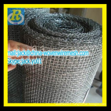 High quality galvanized iron wire netting /square wire mesh
