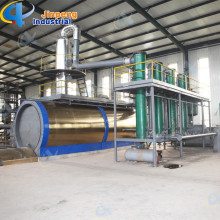 Top Used Scrap Gummi Oil Distillation Plant