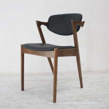 Wooden Furniture Modern Design Solid Wood Dining Chairs