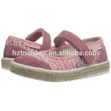 Shoes Espadrilles Fábrica Atacado Espadrille Shoes baratos para Meninas