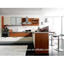 China cheap PVC kitchen cabinet