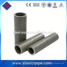 Q195, Q235, tubo de aço de parede fina Q345 fabricado na China