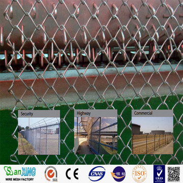Playground Chain Link Fence