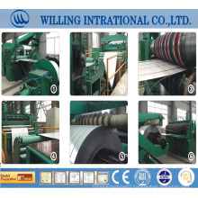 2014 used coil slitting line system unbelievable low price