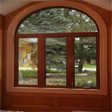 Shaped Custom-made Aluminum Windows