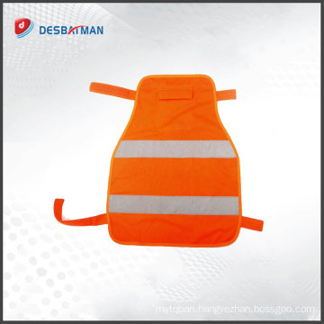 Premium quality high visible safety vest