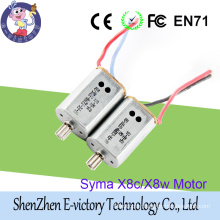 Original Clockwise Motor with Metal Gear Rc Quadcopter Spare Parts for X8c X8w X8g Replacement