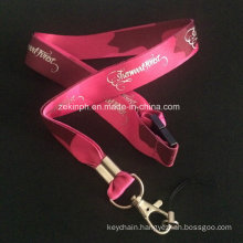 High Quality Fashion Heat-Transfer Printing Lanyard for Business Gifts