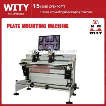 Machine à monter Flexo Plate
