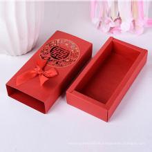 Custom Design Premium Hochzeitspapierbox