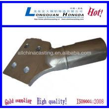 Custom cast spares,farm machinery part casting