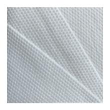 Economical Custom Design 30gsm-65gsm Pearl Pattern Parallel  Spunlance Nonwoven Fabric