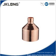 Accouplement réduisant le raccord de tuyau en cuivre de haute qualité
