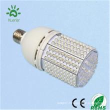 360 degrés avec un ventilateur de refroidissement interne 2000 lumen 100-240v 12v 24v cc 18w 20w 12 volts moulé en mouton
