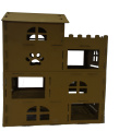 Best Indoor Cardboard Cat Playhouse