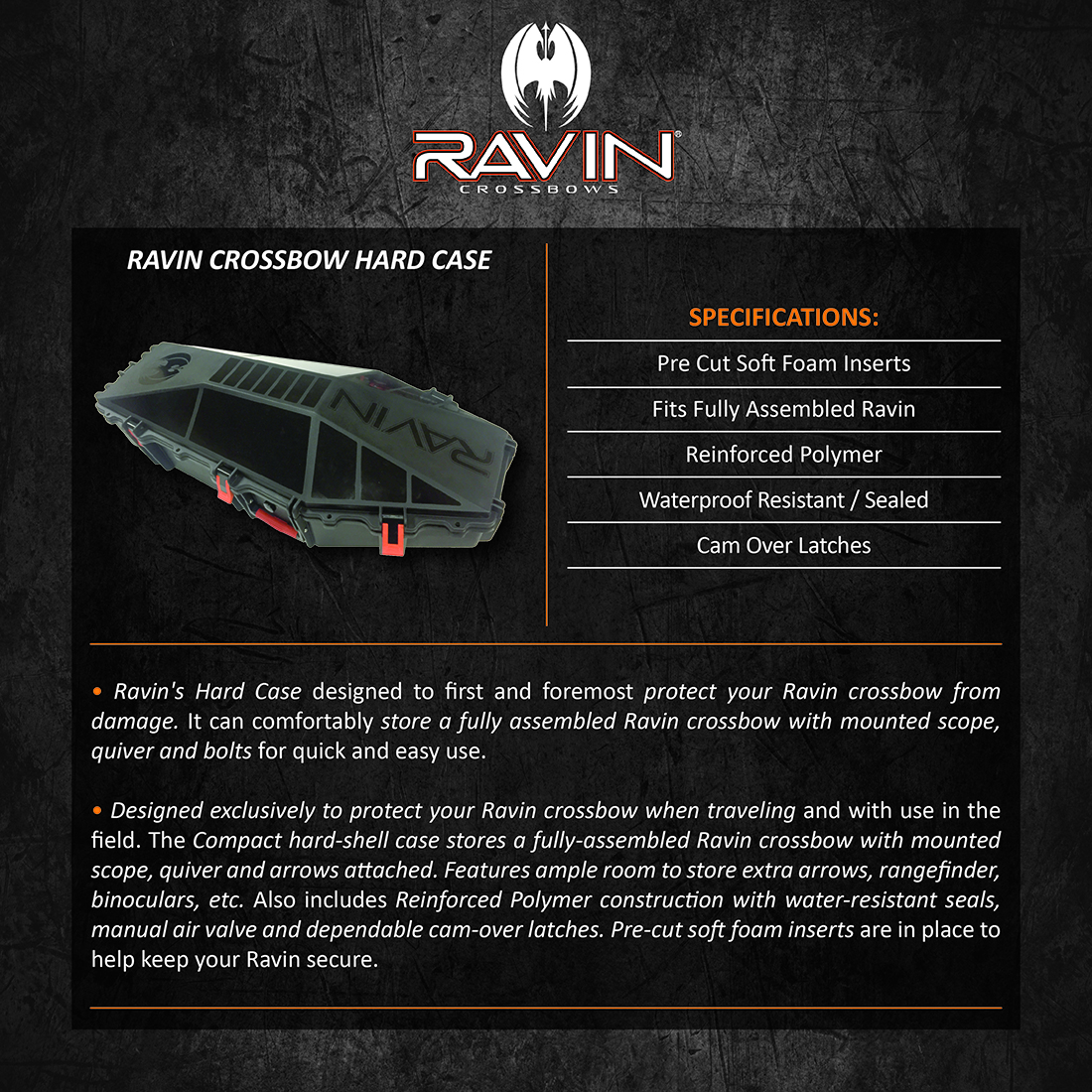 Ravin_Crossbow_Hard_Case_Product_Description