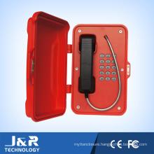 Emergency Telephone, Fire Alarm Telephone, Ik10, IP66 Telephone