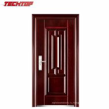 ТПС-097 современный стиль стали безопасности дверь с высоким качеством