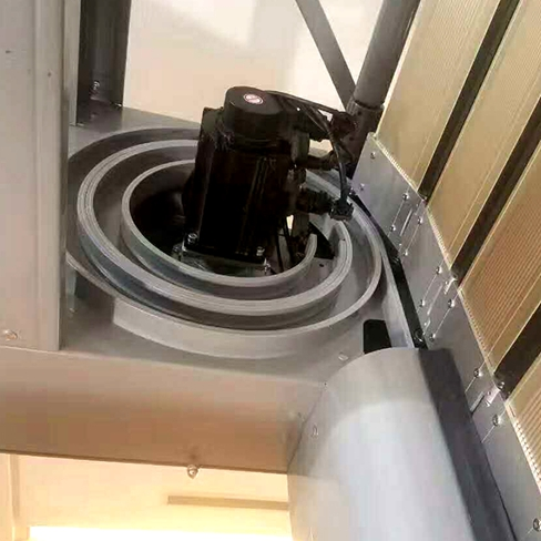 High Speed Spiral Door324