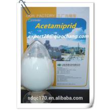 Alta calidad Acetamiprida Insecticida 97% TC 20% SP 20% SL CAS: 135410-20-7