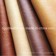 Formulado para ser resistente a las manchas de cuero sofá Qdl-50251