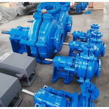 seri AH Heavy Duty Slurry Pump