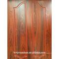 China puerta de madera sólida diseño interior de la puerta de la habitación para villa de lujo