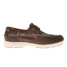 Stylish Casual Leather Boat Shoes