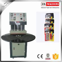 WS Batterie Kleber Blister Verschließmaschine